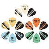 ChromaCast CC-VP-8815PK Vintage Guitar Picks, Heavy Gauge, 15-Pack