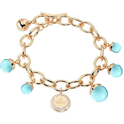 Bracelet Femme Bijoux Rebecca Hollywood Stone Casual Cod. bhsbot08