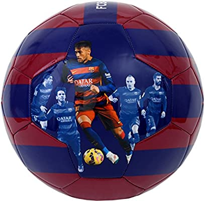 Balón de futbol, Barça, Neymar Junior, colección oficial FC ...