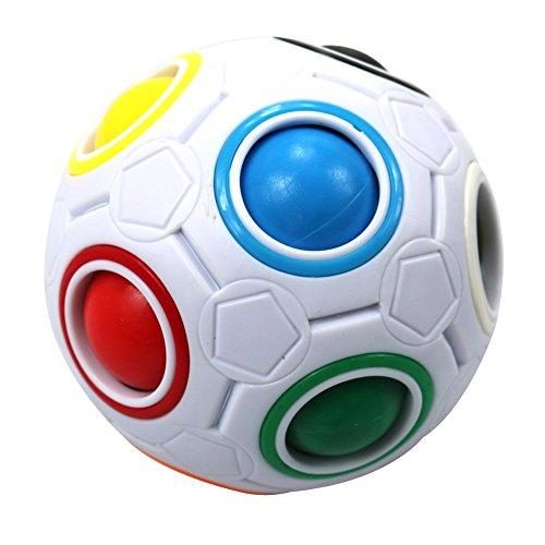 Review FCBB Fidget Ball,Spherical Magic