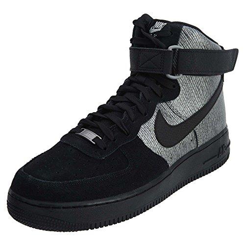 Argent Caoutchouc Nike Wmns Lmtd Métallisé Chaussures Tissu PRM 1 AI16 Hi Air Femme Force 65444003 P4wHqP