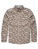 Roark Revival Brahmin Flannel Shirt - Men's Brown, M