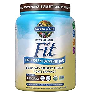 Garden of Life Organic Meal Replacement – Raw Organic Fit Powder