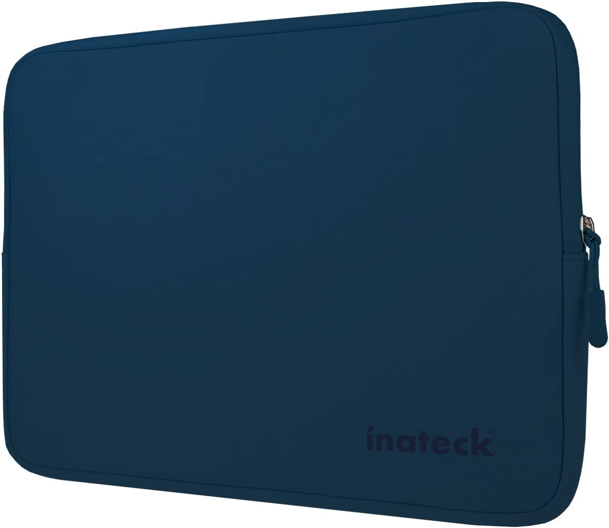 Inateck 15-15.6 Inch Water Repellent Neoprene Laptop Sleeve Protective Case - Blue