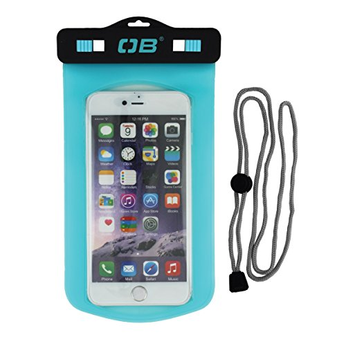 (Overboard Waterproof LG Phone/GPS Case, Aqua)