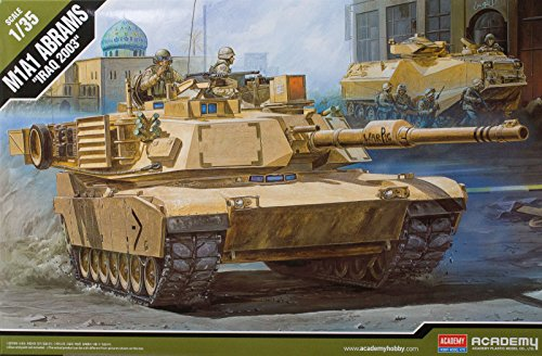 Academy 13202 M1A1 Abrams Iraq 2003 1/35 Scale Model for sale  Delivered anywhere in USA