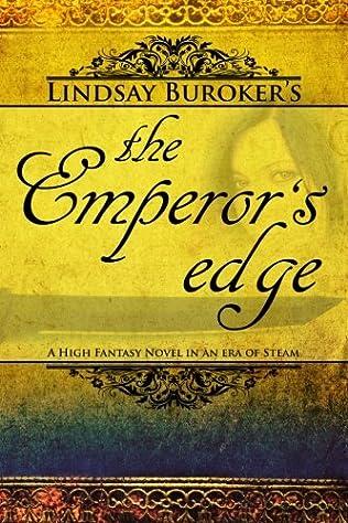 book cover of The Emperor\'s Edge