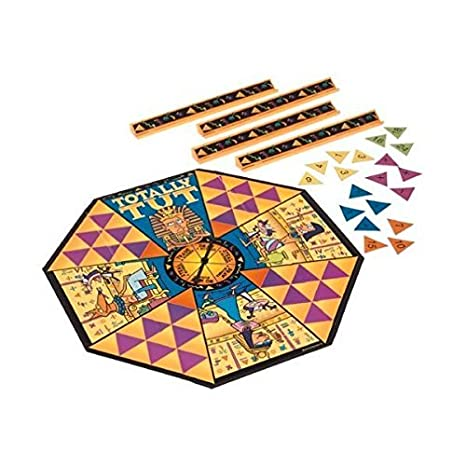 Amazon.com: Discovery Toys Totally Tut Math Operations Game: Toys ...