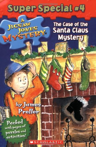 Download The Case of the Santa Claus Mystery (Jigsaw Jones Mystery Super Special, No. 4) ebook