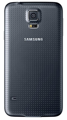 Samsung Galaxy S5 SM-G900H 16GB Factory Unlocked, No Warranty - International Version (Black)