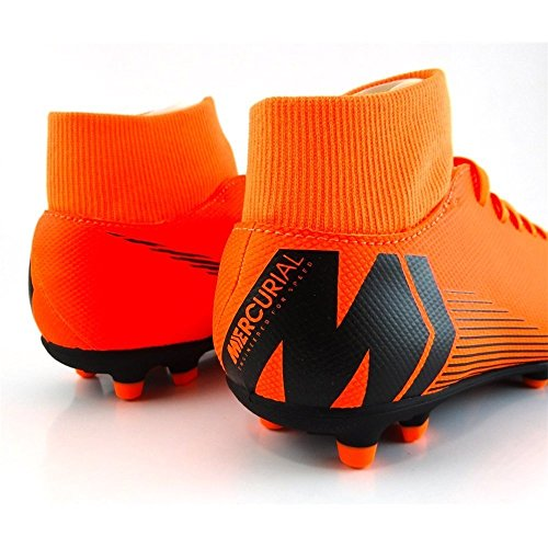 Total Scarpe Orange Mercurial VI Uomo Hyprcr Calcio Brtcrs Superfly Academy da Nike MG pqXaHzZHx
