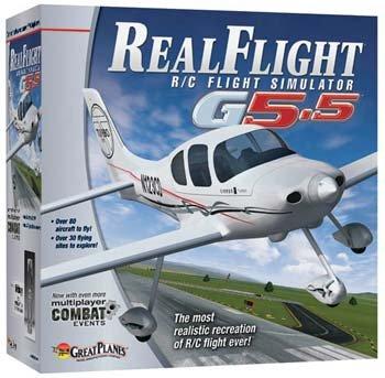 Great Planes Realflight G5 5 Flight Simulator Mode 2
