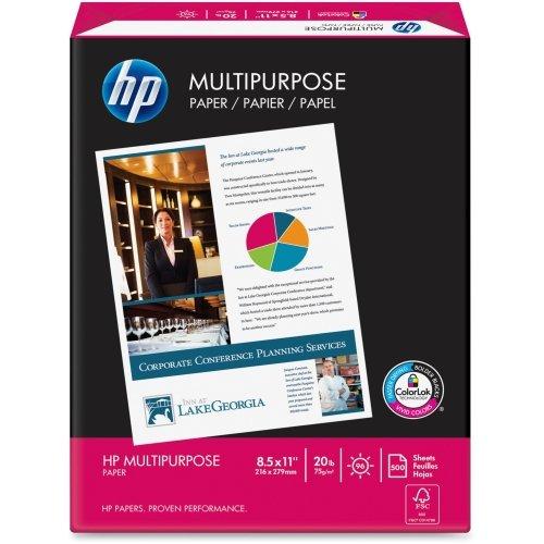 """Hewlett-Packard M/Purpose Paper,20Lb,11""""x17"""",GE 96, 112 ISO,500/RM,WE from HEWLETT PACKARD"""