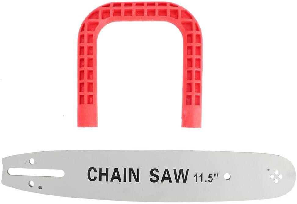 adattatore per sega a catena elettrica Adattatore per sega a catena Set di staffe per sega Strumento per la lavorazione del legno Smerigliatrice angolare fai-da-te da 11,5 pollici