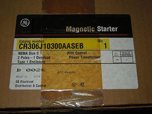 ge cr306 magnetic starter - 1
