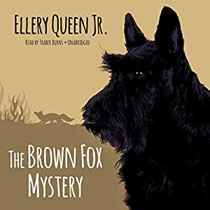 The Brown Fox Mystery Audiobook