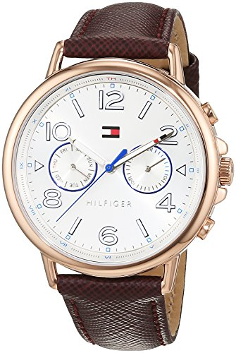 Tommy Hilfiger Ladies Watch Analog Casual Quartz Watch (Imported) 1781734