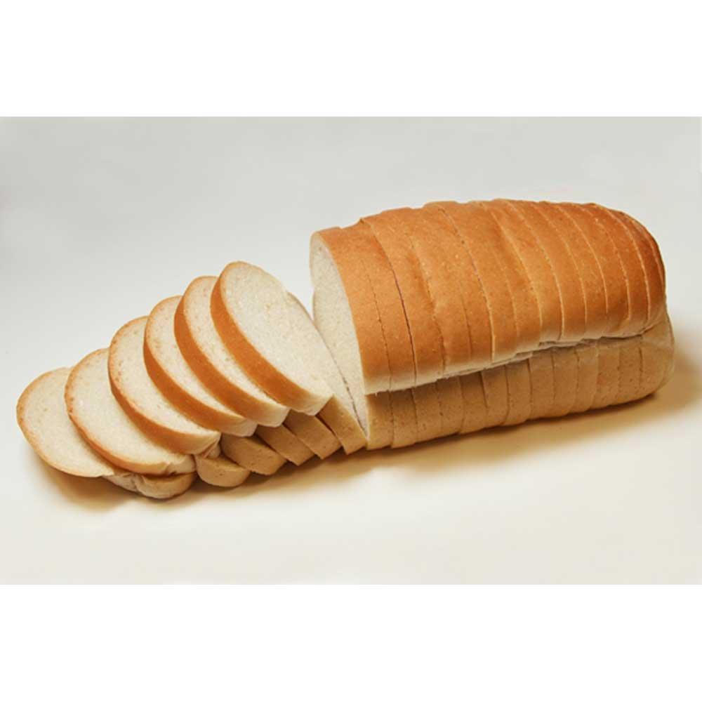 Rotellas White Sliced Italian Sandwich Bread Loaf, 11 inch - 8 per case.
