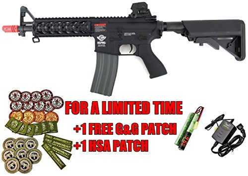 g&g combat machine 16 raider battery & charger combo(Airsoft Gun) by G&G