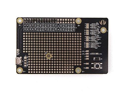 seeedstudio DIY Maker Open Source BOOOLE Raspberry Pi Breakout Board v1.0
