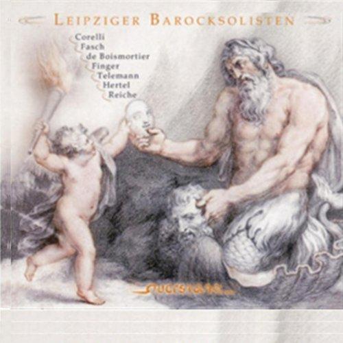 Sonate In C-Dur für Trompete, Oboe und Basso continuo: Grave (Part 4)