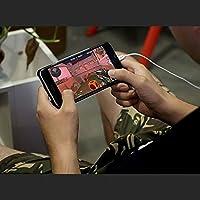 1ce5fe85f5 [正規品]iphone 荒野行動 バトロワ コントローラー スマホ スタンド カバー ゲーム用 ケース CRAB. 画像を読み込み中.