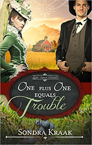 One Plus One Equals Trouble (Love that Counts Book 1)