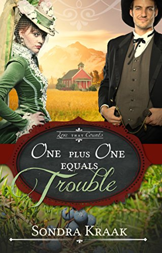 One Plus One Equals Trouble (Love that Counts Book 1) by [Kraak, Sondra]