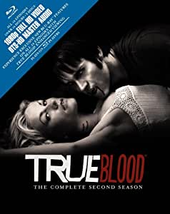 True Blood: The Complete Second Season [Blu-ray]