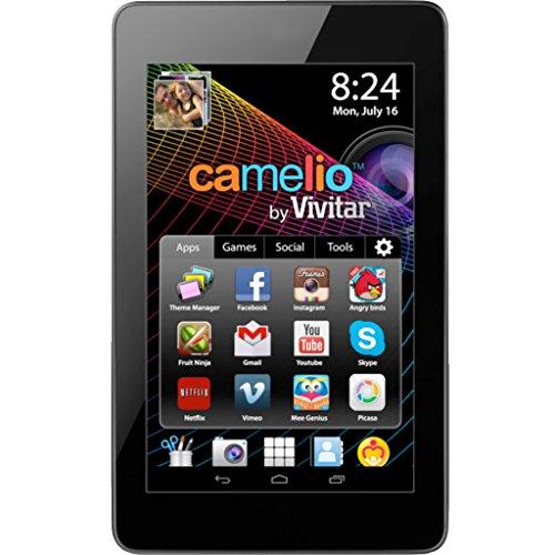 Price comparison product image Camelio CAM-760 7-Inch 1 GB Tablet