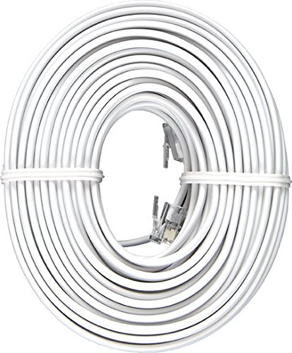 GE 76530 Line Cord (50 Feet, White) General Electric