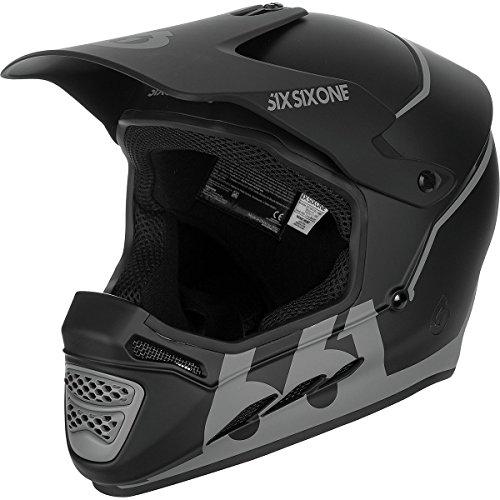 SixSixOne Reset Helmet Midnight Black, M