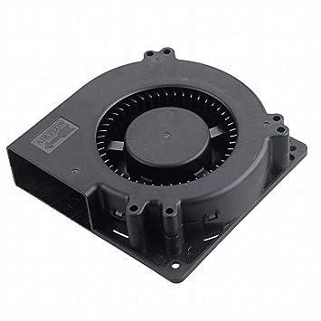 4.72x4.72x1.26 inch Dual Ball Bearings XH-2.5 Plug 120mm x 120mm x 32mm GDSTIME 5V DC Brushless Blower Cooling Fan
