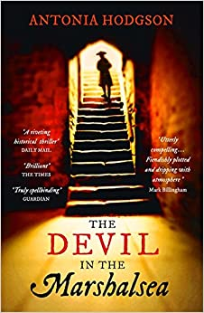 Book The Devil in the Marshalsea: Thomas Hawkins Book 1