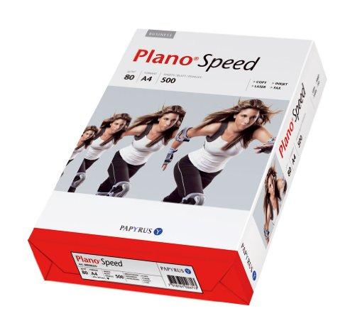 Papyrus Multifunktionspapier PLANO®Speed, DIN A4 , 80 g/qm, weiß, 500 Blatt