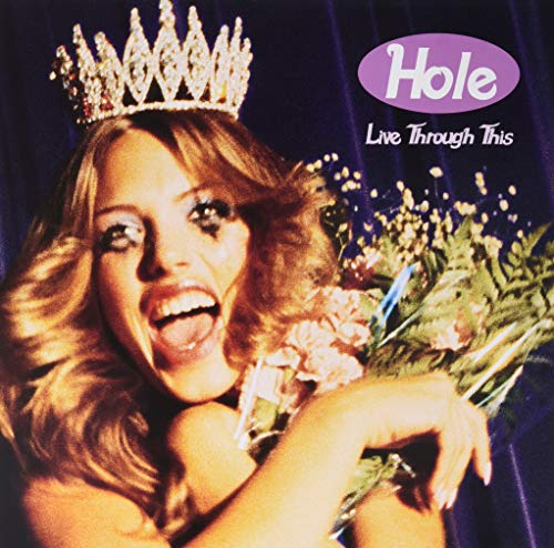 Hole - Live Through This Limited Edition Opaque Red 180-gram LP Vinyl (Only 1500 copies)
