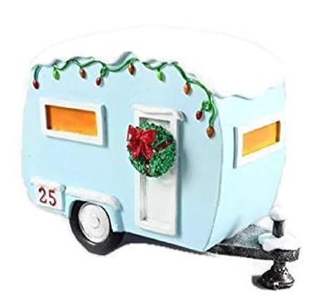 Navidad Camper decoración de la mesa: Amazon.es: Hogar