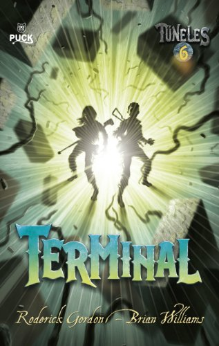Túneles 6: Terminal (Puck) (Spanish Edition) by [Gordon, Roderick
