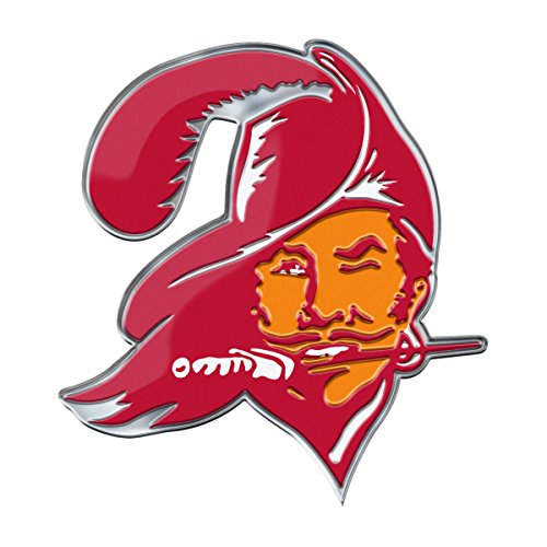 NFL Tampa Bay Buccaneers Alternative Color Logo Emblem