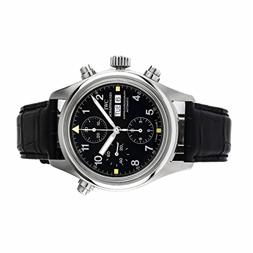 IWC-Spitfire-automatic-self-wind-mens-Watch-IW371323-Certified-Pre-owned