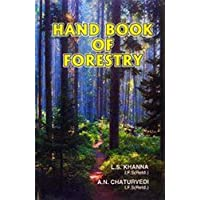 HAND BOOK OF FORESTRY (FIFTH EDITION,2015)