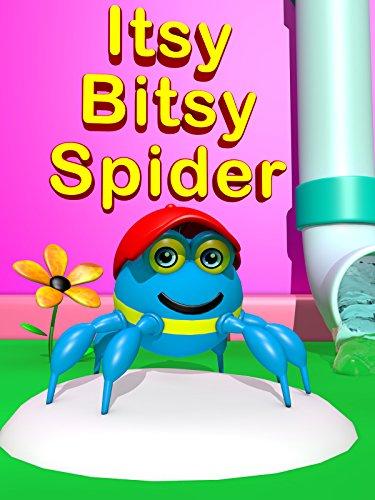 Spider Bitsy Itsy - Itsy Bitsy Spider - Nursery Ryhmes Video for Kids