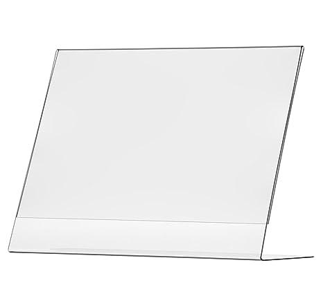Amazon.com: Sign Holder 3 Pack Highest Quality Frame Plastic Sign ...