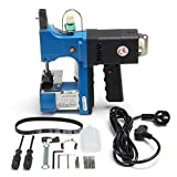 Yingte Electric Sealing Sewing Machine,220V 180W High Speed Woven Bag Hand Tool