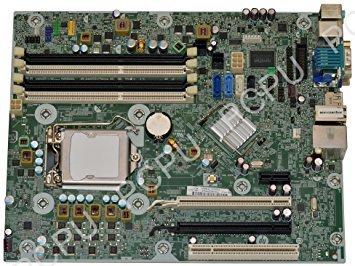(611834-001 HP Pro 6200 Compaq 8200 SFF Intel Desktop Motherboard s115X )