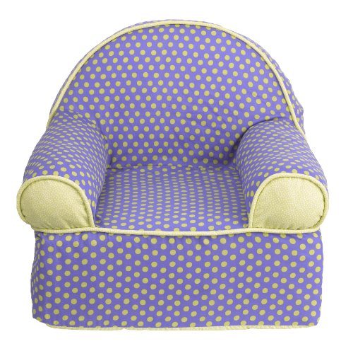 Cotton Tale Designs Baby's 1st Chair, Periwinkle by Cotton Tale Designs