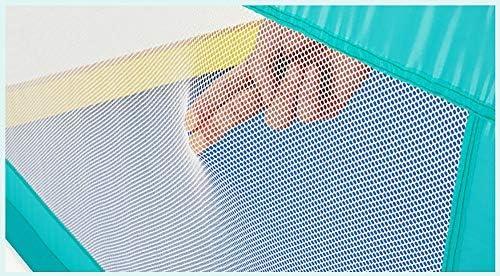 Hyzb Barrière de Jeu Portable pour bébé avec Tapis et Balle rampants, Centre de Loisirs intérieur pour Enfants (Taille : 190×150×70cm)