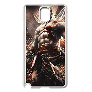 God of War Ghost of Sparta Samsung Galaxy Note 3 Cell Phone Case White xlb2-378767