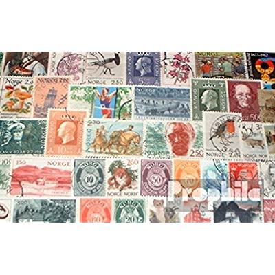 Norway 50 Different Stamps (Stamps for Collectors): Toys & Games