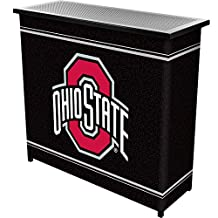 NCAA Portable Shelf Bar with Carrying Case (2-Piece)